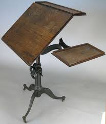 Antique Drafting Table Craigslist Antique Cast Iron Industrial Drafting Table Industrial Drafting