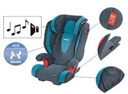 si e auto recaro monza recaro monza 2 seatfix kolor performance black dla dzieci o