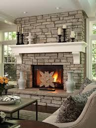 Mantel Decor Fireplace Mantel Decor Ideas For Home Zesty Home