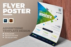 corporate business flyer template flyer templates creative market