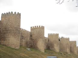 Historical Castles by ávila Castles U0026 Cathedrals Jessica U0027s Adventures In Spain
