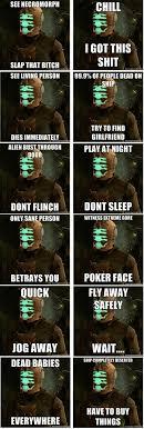 Dead Space Meme - 37 best dead space images on pinterest dead space videogames and