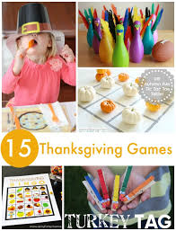 thanksgiving simple play ideas