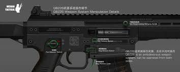 weihao wei project qbz26 gen2 concept design
