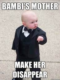 Only Child Meme - the baby godfather meme neatorama