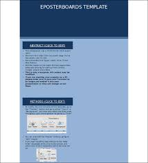 templates for poster presentation download keynote poster templates 11 free ppt pdf documents download