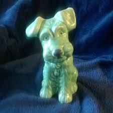 sylvac sylvac dog terrier china dog collectibles scottie