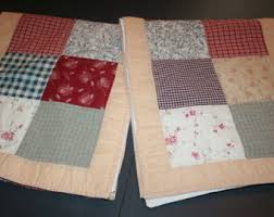 Primitive Table Runners by Barn Quilt Table Etsy
