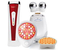 nuface trinity red light reviews 5 anti aging light devices you can use at home face the beauty
