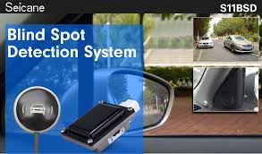 Car Blind Spot Detection Smart Car Blind Spot Detection System Easy Change Lane No Blind