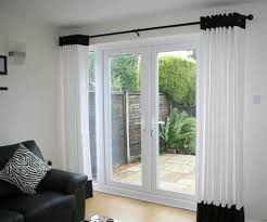 Patio Door Ideas Marvelous Patio Door Curtain Ideas Sliding Kitcheni Blinds Of