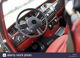 Roll Royce Ghost Interior Interior Showing Dashboard And Steering Wheel Of Rolls Royce Ghost