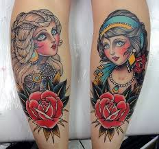 24 best gypsy tattoos images on pinterest black carnival tattoo