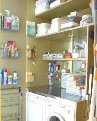 shelves a streamlined laundry room house shelf shelf design