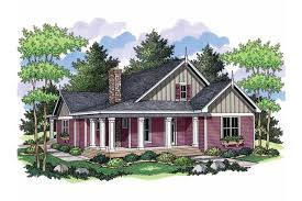 country house plans one story polished one story country home hwbdo65704 cottage from
