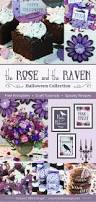 the rose and the raven halloween collection country hill cottage