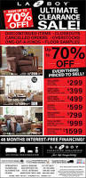 lexus of peoria jobs la z boy showcase shoppes ad from 2017 09 16 ad vault
