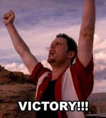 Victory Meme - jenni on twitter b c today requires a johnny drama meme