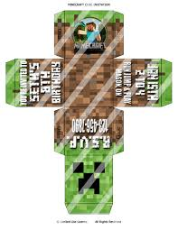 minecraft birthday invitations superb minecraft birthday invitations printable became inspirational