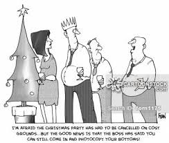 Funny Christmas Party - xmas parties cartoons and comics funny pictures from cartoonstock