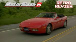 porsche 944 road test retro review 1991 porsche 944 s2 cabriolet