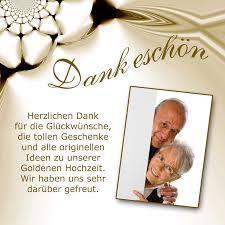 gl ckw nsche zum 50 hochzeitstag dankeskarten danksagungen zur goldenen hochzeit dankeskarten shop