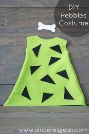 Pebbles Halloween Costume Adults Diy Pebbles Flintstone Costume Sincerely Jean