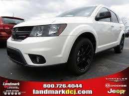 Dodge Journey Sxt 2015 - 2013 white dodge journey sxt blacktop 80593011 photo 4