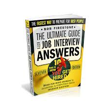 Other Words For Comfortable Job Interview Questions U0026 Answers Guide