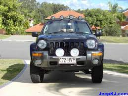 jeep liberty light bar mopar light bar is fitted jeep liberty forum jeepkj country