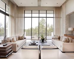 Floor To Ceiling Curtains High Ceiling Curtain Ideas Home Design Within High Ceiling