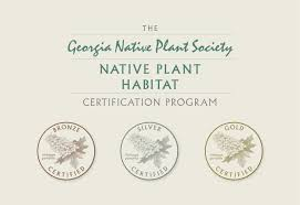 native plant society of oregon native plant habitat certification gnps