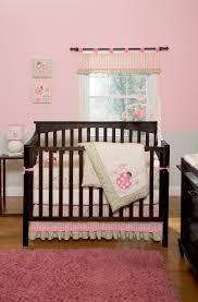Ladybug Crib Bedding Set Baby Nursery Delightful Pink Baby Nursery Room Decoration