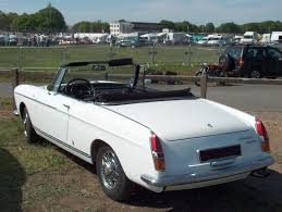 cabriolet peugeot photo peugeot 404 coupé cabriolet
