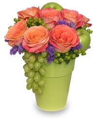 fruit flower arrangements fruit flower garden arrangement vase arrangements flower