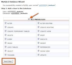 cara membuat database baru mysql cara membuat database di mysql melalui cpanel untuk newbie dailysocial
