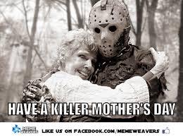 Jason Voorhees Meme - meme weavers on twitter jason loves his mommy 3 jason