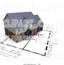 Residential Blueprints Royalty Free Residential Stock Designs