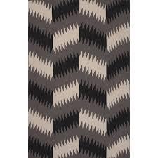 Charcoal Gray Area Rug Wrought Studio Eilerman Flat Weave Wool Charcoal Gray Area Rug