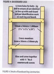baseboard construction questions layout u0026 track design rmweb