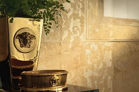 or gold carrelage marble versace marbre chic class palace