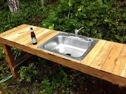 outdoor kitchen sinks ideas stunning outdoor kitchen sink ideas and size sinks for startling