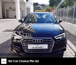 audi a4 singapore buy used audi a4 1 4 tfsi s tronic car in singapore 142 800