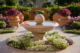 garden garden exterior inspiration alongside circular marble