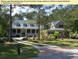 country house plans with porches low country style house plans with front and rear porches