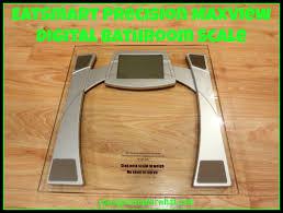 Eatsmart Digital Bathroom Scale by Eatsmart Precision Maxview Digital Bathroom Scale Review