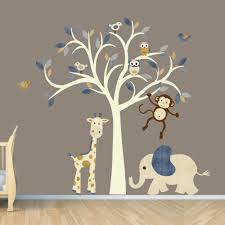 Removable Nursery Wall Decals Removable Wall Decals Nursery Wall Mount Height Oak