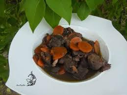 recette de cuisine civet de chevreuil recettes de civet et chevreuil