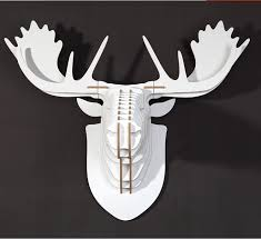 Moose Head Decor Decoration Crafts Find Hardware Stores Near You Knob And Pull