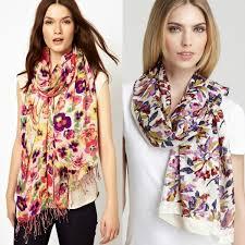 women u0027s scarves trends 2016